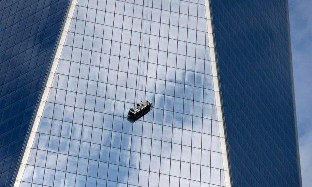 Etats-Unis: Spectaculaire sauvetage au 69e étage du World Trade Center