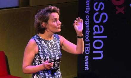 Le pouvoir de la gratitude: Florence Servan Schreiber – TEDxParisSalon 2012 (vidéo)