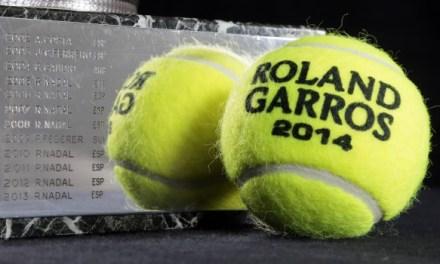 Best of Roland Garros 2014 (vidéo 2m19)