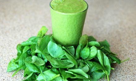 Green smoothie du mois de Mai