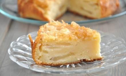 Gâteau magique aux pommes: 5…4…3…2…1 Super bio Super bon Sans lait