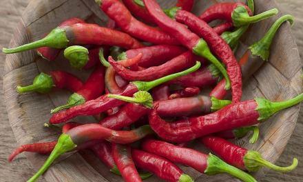La nourriture pimentée serait associée à une plus grande longévité