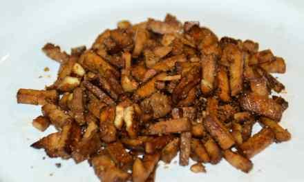Recette: lardons végétariens absolument délicieux !