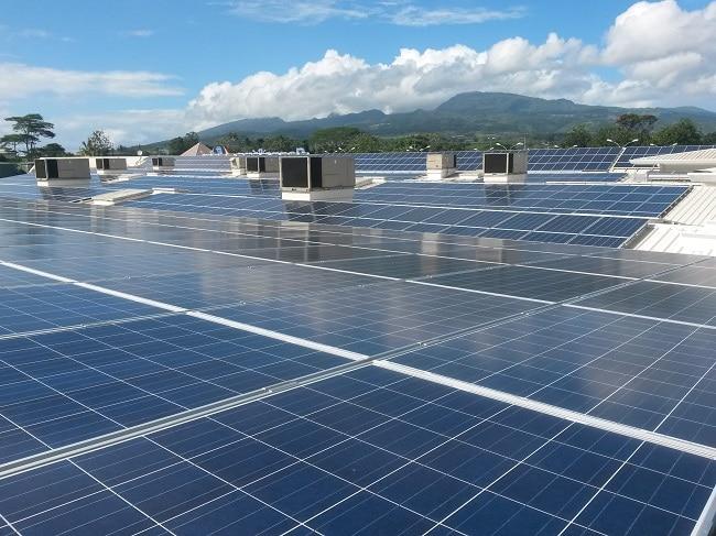 Tahiti: De nouvelles centrales solaires autorisées à s'installer