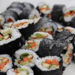 Recette Sushi végé par Christiane Bailey