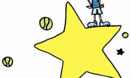 Coup de coeur pour une belle association qui fait jouer les enfants malades au tennis: Enfant Star et Match. Rencontre avec son fondateur: Fabrice Ravaux.