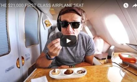 Un youtubeur qui voyageait avec Emirates Airlines a eu la chance d'être surclassé et de pouvoir tester la première classe. Un vol de grand luxe qu'il a partagé dans une vidéo rigolote.