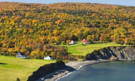 Une jolie petite ville au Canada offre un travail et un terrain à ceux qui souhaitent s'y installer.