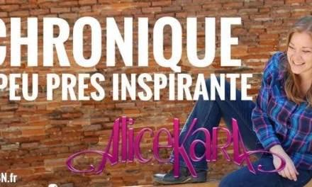 LA CHRONIQUE À PEU PRÈS INSPIRANTE D'ALICE KARA: Carpe Diem – Une histoire de rocking chair
