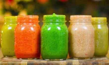 5 sauces d'accompagnement de salades Vegan qui ne font pas grossir en plus d'être excellentes pour la santé!