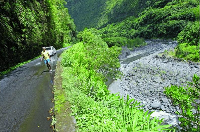 Île de la Réunion: La miraculée de la Rivière-du-Mât