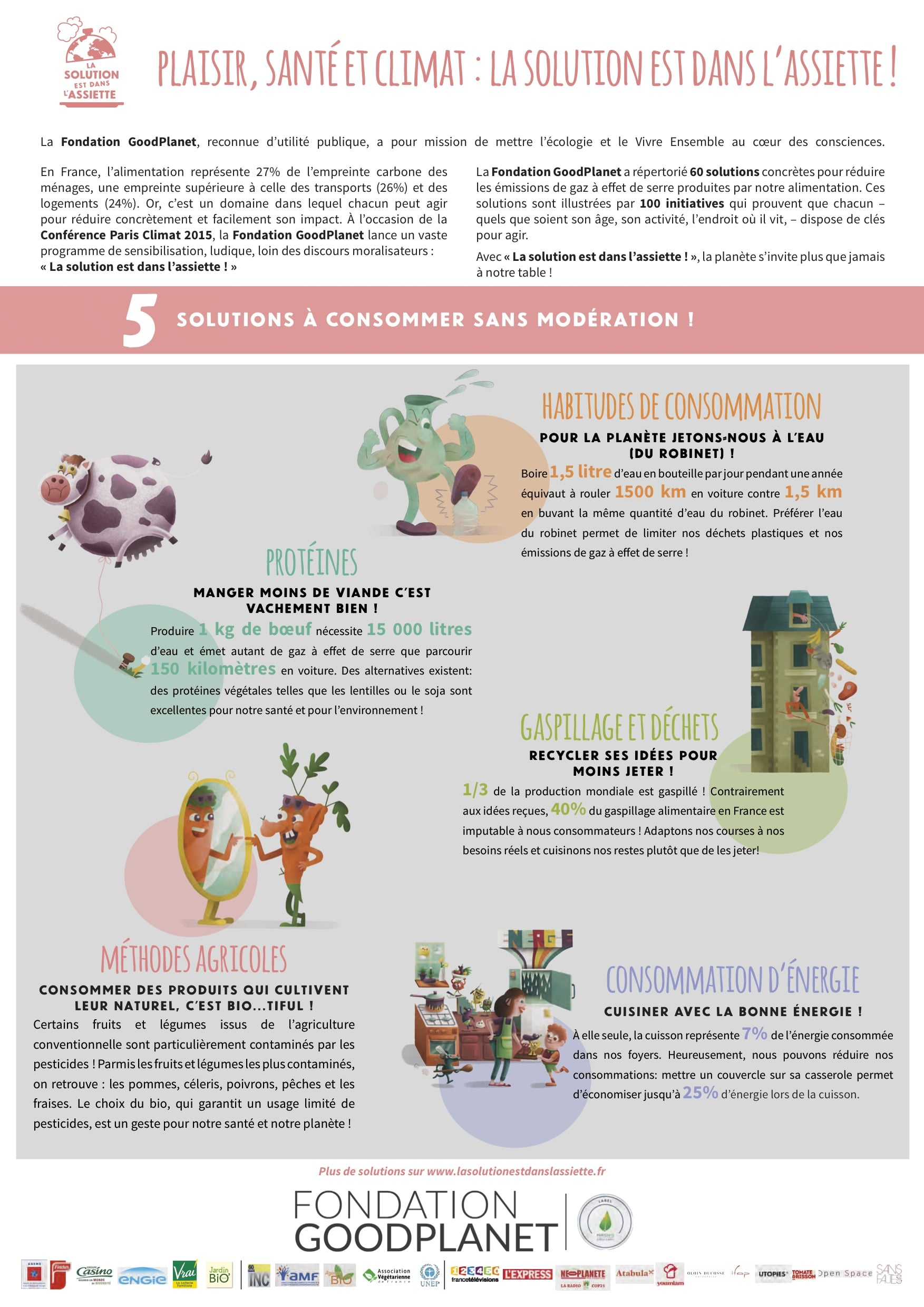 la fondation goodplanet a d velopp un calendrier de fruits et l gumes de saison illustr par. Black Bedroom Furniture Sets. Home Design Ideas