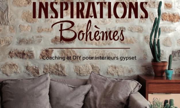 Inspirations Bohèmes – Coaching et DIY pour intérieurs gypset – Carine KEYVAN et Anne –Sophie MICHAT