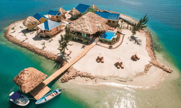 10 îles privées à louer pour des vacances de Robinson de luxe.