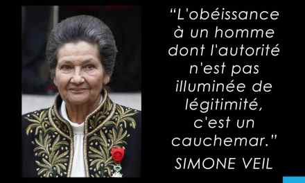 Citation Simone Veil