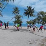 Des employés du Hilton Moorea se mobilisent pour les sinistrés des Antilles françaises