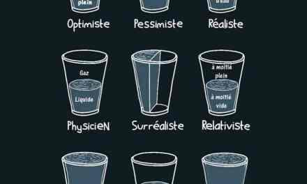 Comment voyez-vous votre verre?