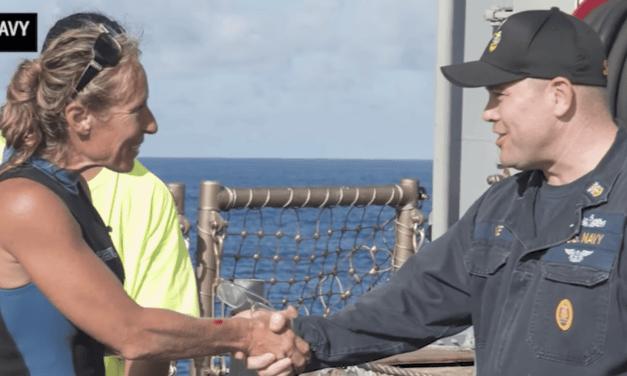 Deux Américaines secourues après cinq mois à dériver dans le Pacifique