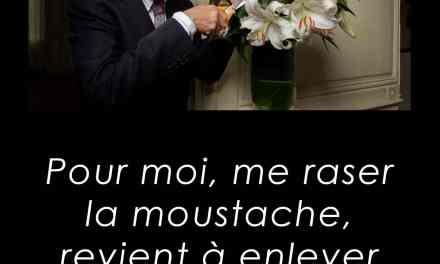 Jean Rochefort nous a quittés. Citation