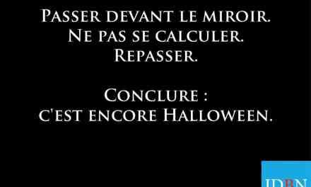 Passer devant le miroir…