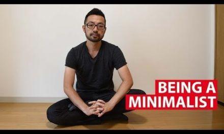 Avoir un style de vie minimaliste, ça veut dire quoi?