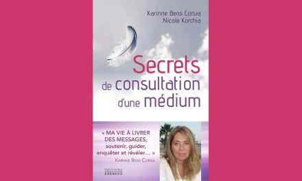 Interview exclusive de Karinne Bens Corsia, auteure de: Secrets de consultation d'une médium
