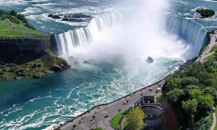 Les chutes du Niagara ont partiellement gelé, donnant lieu à un spectacle magique.