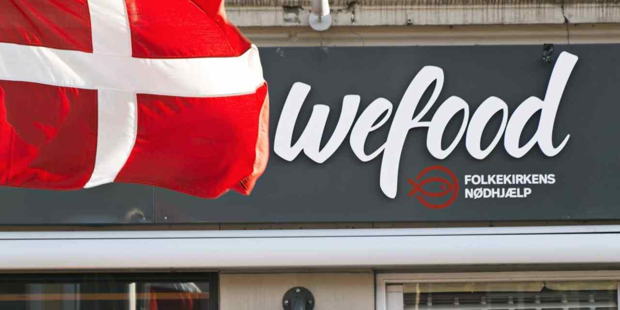 Ce supermarché danois ne vend que des produits périmés pour l'industrie agro-alimentaire mais certainement pas pour nous!