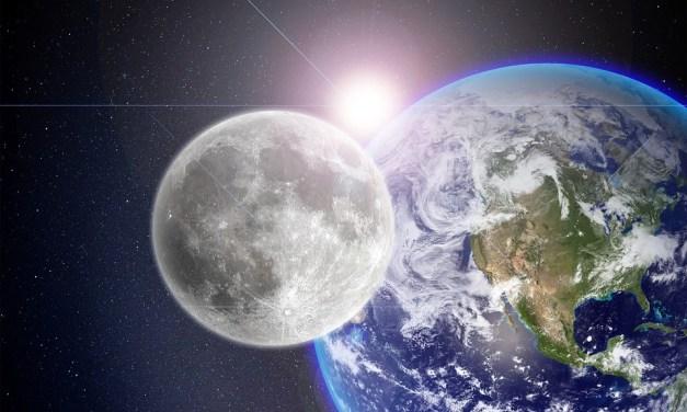 Equinoxe de mars et nouvelle lune