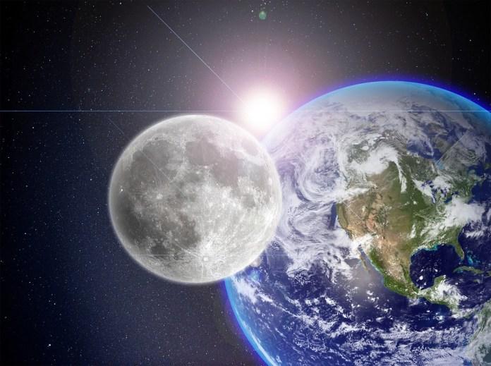 équinoxe de mars, nouvelle lune
