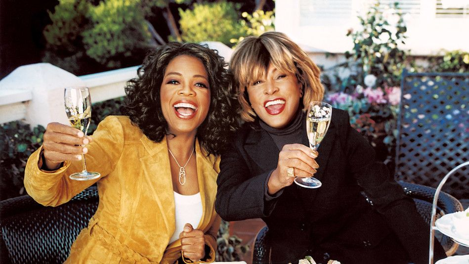 Instant magique: Tina Turner chante « You're the Best » pour Oprah Winfrey.