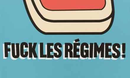 Extrait tiré du livre «Fuck les Régimes» de Chloé Hollings