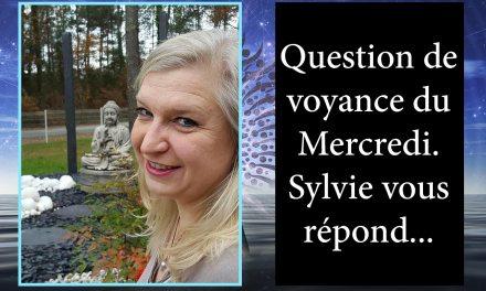RÉPONSE DE SYLVIE ROUSSELLE  À LA QUESTION DE VOYANCE GRATUITE DU 18 AVRIL 2018. GAGNANTE: Raphaëlle