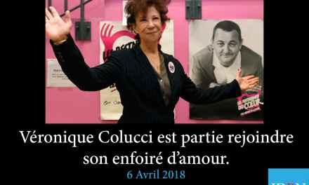 Véronique Colucci est partie rejoindre Coluche…