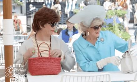 Catherine et Liliane: Quand tu t'en fous du mariage princier, mais que bon, tu as regardé jusqu'au bout !