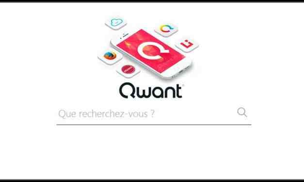 Qwant, le moteur de recherche français veut accélérer son développement