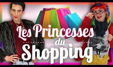 Parodie! Les Princesses du Shopping – Le Monde à L'Envers