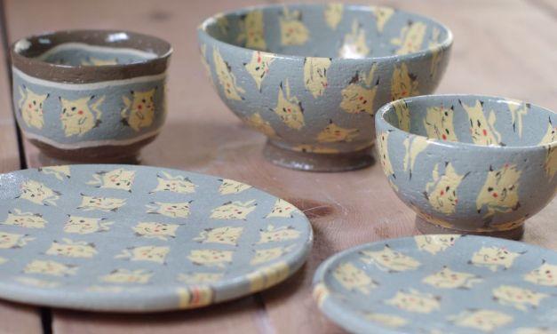 L'artiste Tomoro, roi de la Céramique