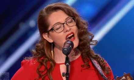 Poignant: Mandy Harvey- Sourde, elle bluffe America's Got Talent et rafle le buzz d'or