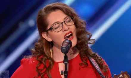 Poignant: Mandy Harvey- Sourde, elle bluffe America's Got Talent et rafle le buzz d'or