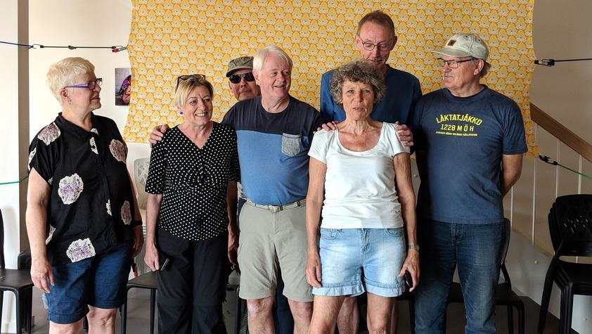 Danemark: La nouvelle tendance. Vieillir entre amis plutôt qu'en maison de retraite. Un exemple à suivre?