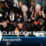Aerosmith, Jimmy Fallon, et The Roots jouent « Walk This Way » avec des instruments d'enfants