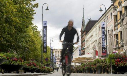 À Oslo, la « guerre à la voiture » est lancée