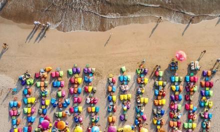 Les plus belles plages du monde: La Plancha Bali