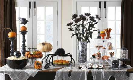 Idées déco pour Halloween.