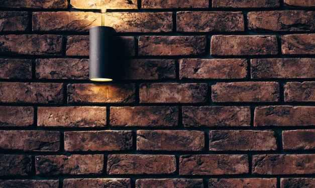 L'applique murale, le luminaire idéal pour les couloirs mais pas que…