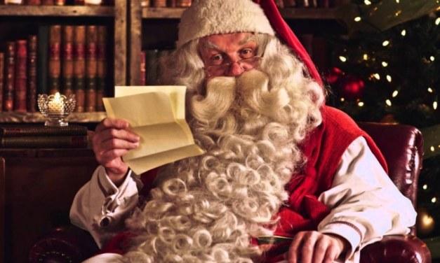 Créez un Noël magique pour vos enfants avec une vidéo du Père Noel personnalisée où il prononce son prénom.