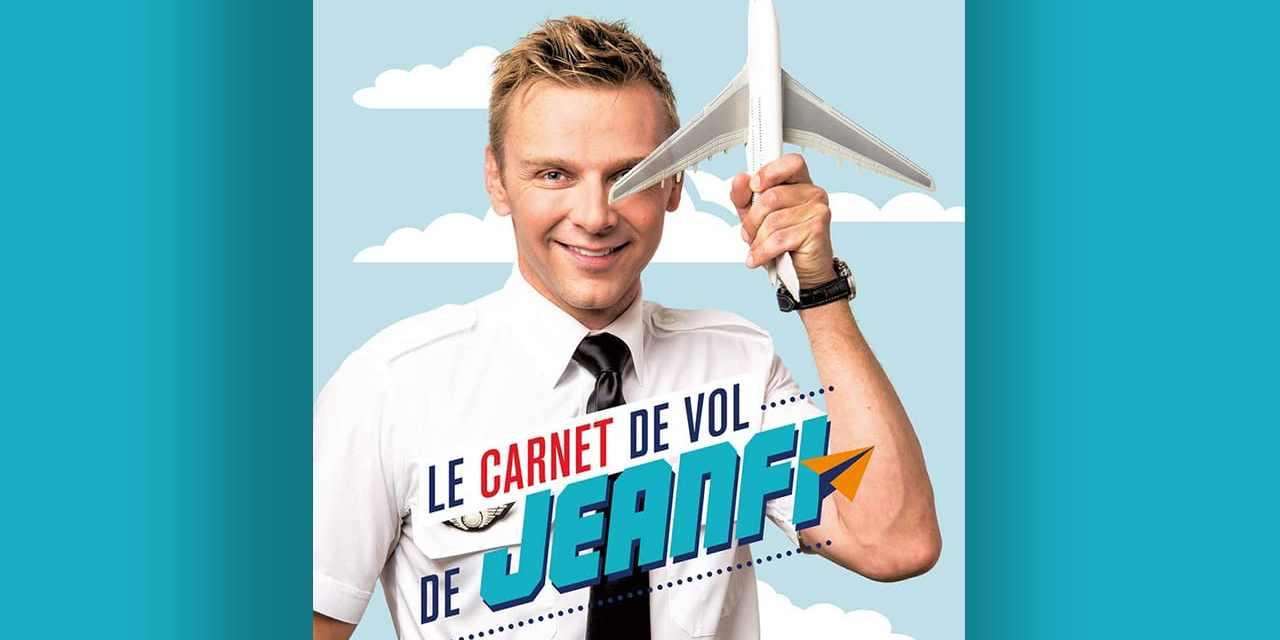 Le carnet de vol de Jeanfi – Jeanfi Janssens