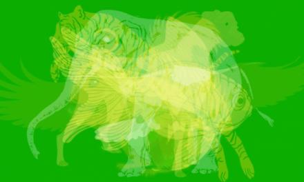 Le premier animal que vous voyez dans cette image révèlera une partie de votre personnalité