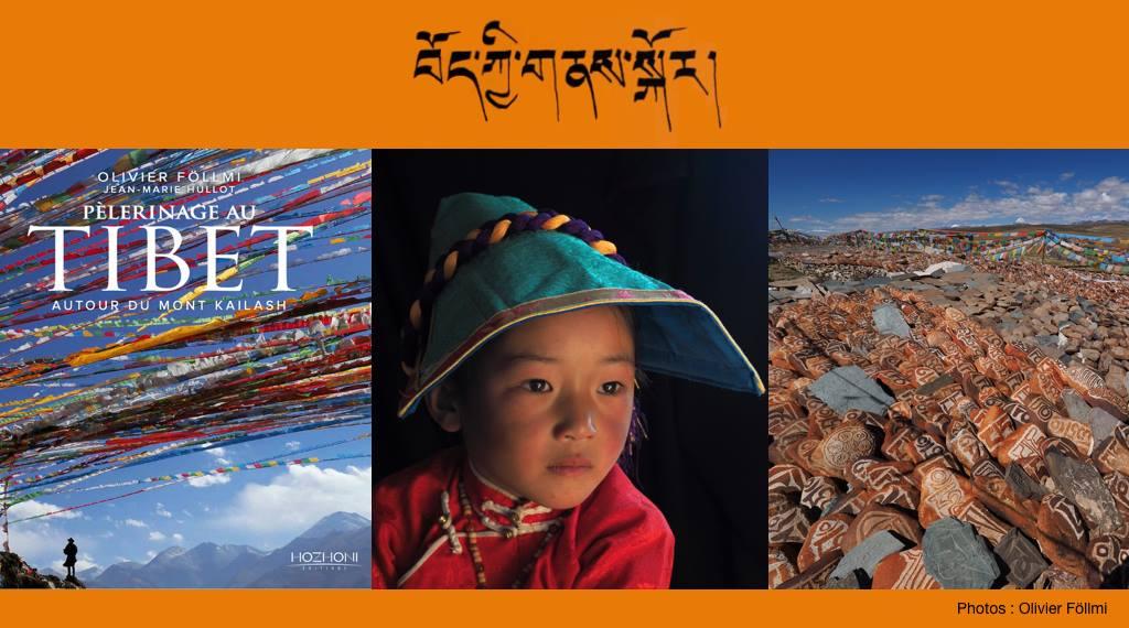 Beau livre: Pèlerinage au TIBET